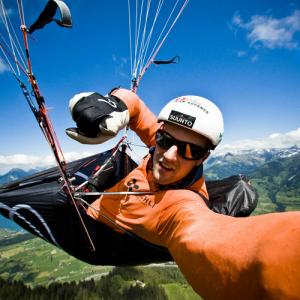 Chrigel Maurer: Létání je jako ledovec