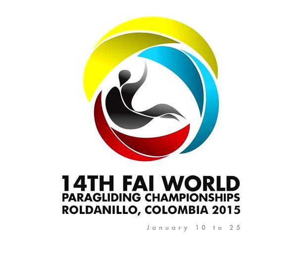 Acro show invitation for 14th FAI Paragliding World Championship: Roldanillo, Colombia